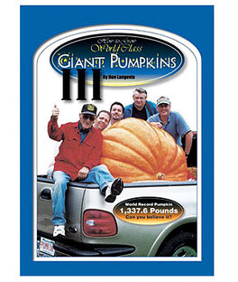 Book -  Grow World Class Giant Pumpkins III, , large